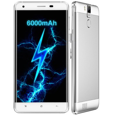Oukitel K6000 Pro Android 6.0 5.5 inch 4G Phablet