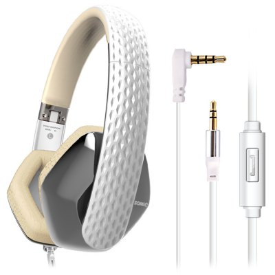Somic M4 HiFi Stereo Music Monitoring Headphones Super Bass