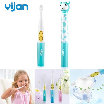 Yijan T2S Electric Toothbrush IPX-7 Level Waterproof Function