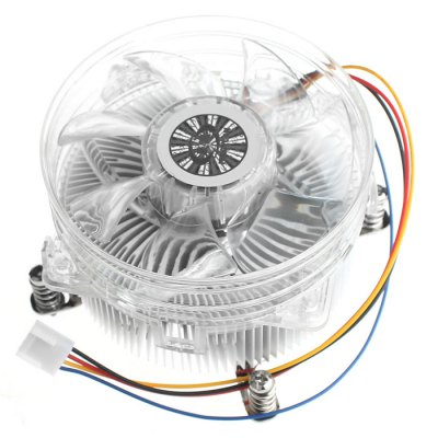 DN160187 Aluminum CPU Cooling Fan