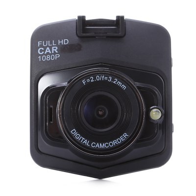GT300+ Dual Lens 1080P FHD 170 Degree Wide Angle Car DVRCar DVR<br>GT300+ Dual Lens 1080P FHD 170 Degree Wide Angle Car DVR<br><br>Model: GT300+<br>Type: Full HD Dashcam<br>Chipset Name: Generalplus<br>Chipset: Generalplus1248<br>Max External Card Supported: TF 16G (not included)<br>Class Rating Requirements: Class 6 or Above<br>Screen size: 2.3inch<br>Screen type: LCD<br>Battery Type: Built-in<br>Charge way: Car charger<br>Video format: AVI<br>Video Resolution: 1080P (1920 x 1080)<br>Video Output : HDMI<br>Image Format : JPEG<br>Image resolution: 1M (1280?720),2M (1920 x 1080),5M (2592 x 1944),8M (3264 x 2448)<br>Audio System : Built-in microphone/speacker (AAC)<br>Exposure Compensation: +1,+2,+3,-1,-2,-3,0<br>White Balance Mode  : Auto,Cloudy,Incandescent,Sunny,Tungsten<br>Loop-cycle Recording : Yes<br>Loop-cycle Recording Time: 2min,3min,5min<br>Motion Detection: Yes<br>Night vision : Yes<br>G-sensor: Yes<br>HDMI Output: Yes<br>Time Stamp: Yes<br>Interface Type: AV-in,Mini HDMI,Mini USB,TF Card Slot<br>Language: Deutsch,English,French,Italian,Japanese,Korean,Portuguese,Russian,Simplified Chinese,Spanish,Traditional Chinese<br>Product weight: 0.052 kg<br>Package weight: 0.408 kg<br>Product size (L x W x H): 7.20 x 5.90 x 1.50 cm / 2.83 x 2.32 x 0.59 inches<br>Package size (L x W x H): 17.00 x 12.00 x 12.50 cm / 6.69 x 4.72 x 4.92 inches<br>Package Contents: 1 x Car DVR, 1 x Rear Camera, 1 x Car Charger, 1 x Suction Cup Bracket, 1 x Adhesive Sticker, 2 x Screw, 1 x Chinese / English Instruction