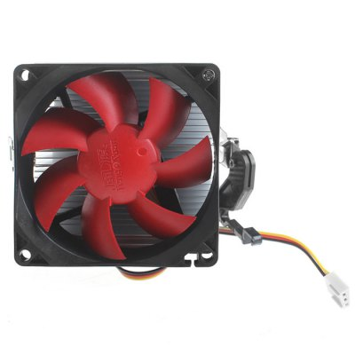 DN160188 Aluminum CPU Cooling Fan Equipped with Multiple Clips