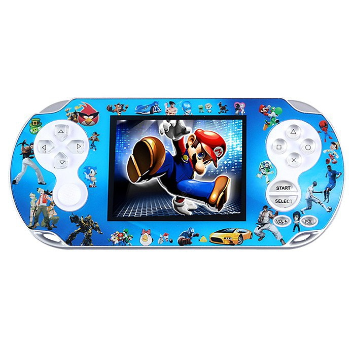 LEAP PMP-GAME Classic Handheld Game Console Support TF Card