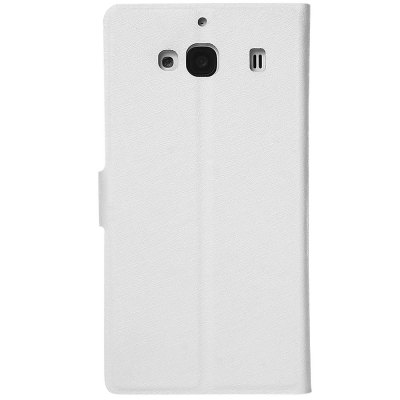 ASLING PU Leather Protective Case for Xiaomi Redmi 2