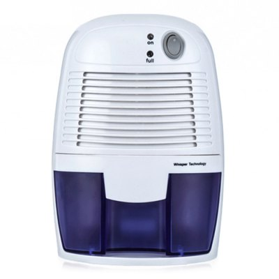 XROW-600A Dehumidifier Practical Mini Air DryerAir Purifier<br>XROW-600A Dehumidifier Practical Mini Air Dryer<br><br>Material: ABS<br>Voltage (V): 110 - 240 V<br>Power (W): 23 W<br>Frequency: 50 / 60 Hz<br>Product weight: 1.150 kg<br>Package weight: 1.220 kg<br>Product size (L x W x H): 21.00 x 15.00 x 13.00 cm / 8.27 x 5.91 x 5.12 inches<br>Package size (L x W x H): 25.00 x 18.00 x 16.00 cm / 9.84 x 7.09 x 6.30 inches<br>Package Contents: 1 x Dehumidifier, 1 x Power Line