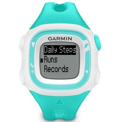 GARMIN Forerunner 15 Smart Watch with Heart Rate BeltSmart Watches<br>GARMIN Forerunner 15 Smart Watch with Heart Rate Belt<br><br>Band material: TPU<br>Battery  Capacity: 240mAh<br>Bluetooth Version: Bluetooth 4.0<br>Brand: GARMIN<br>Case material: PVC<br>Charging Time: About 3hours<br>Compatability: Android 4.3 / iOS 7.0 and above system<br>Compatible OS: Android, IOS<br>Dial size: 4 x 5.2 x 1.6 cm / 1.57 x 2.05 x 1.63 inches<br>Health tracker: Heart rate monitor,Sedentary reminder<br>IP rating: 50m<br>Language: English,Simplified Chinese<br>Operating mode: Press button<br>Other Function: GPS, Alarm<br>Package Contents: 1 x Garmin Forerunner 15 Smart Watch, 1 x Chinese User Manual, 1 x Charging Cable, 1 x Heart Rate Belt<br>Package size (L x W x H): 6.80 x 8.20 x 14.50 cm / 2.68 x 3.23 x 5.71 inches<br>Package weight: 0.140 kg<br>People: Male table<br>Product weight: 0.036 kg<br>Shape of the dial: Round<br>Standby time: Training Mode: 8 hours<br>Type of battery: Rechargeable Li-ion Battery<br>Waterproof: Yes