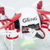 GTeng T902C Tiny 720P Camera 2.4G 4 Channel 6-axis Gyro Quadcopter One Key Automatic Return for sale
