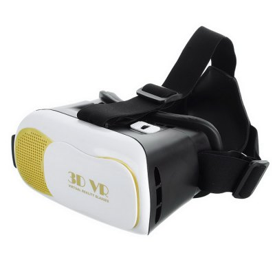 Virtual Reality 3D VR Glasses Anti Visual Fatigue Quick Heat Dissipation