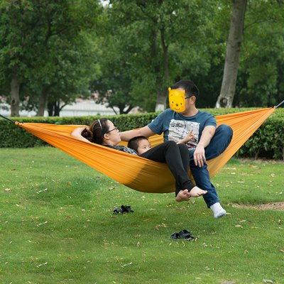 Naturehike 1 Person 190D Nylon Fabric Hammock