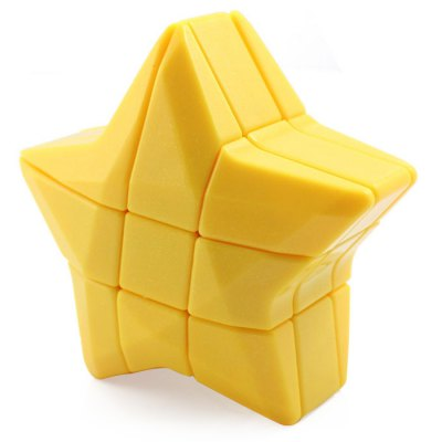 YONGJUN Moyu Star 3 x 3 x 3 Irregular Cube Simple Intelligent Toy Fun Gift