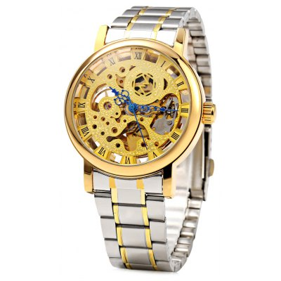 Boxio 9556 Male Automatic Mechanical Watch