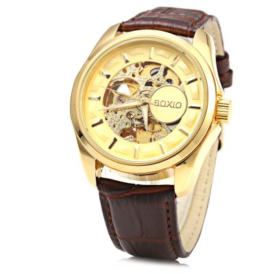 Boxio 9440 Hollow-out Dial Male Automatic Mechanical Watch