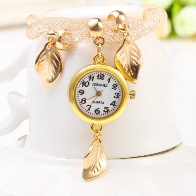 JUBAOLI 1110 Bracelet Female Quartz Watch