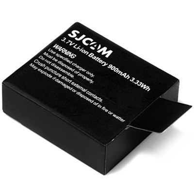 900mAh Li-ion Battery for SJCAM SJ5000 SJ5000+ M10 SJ4000