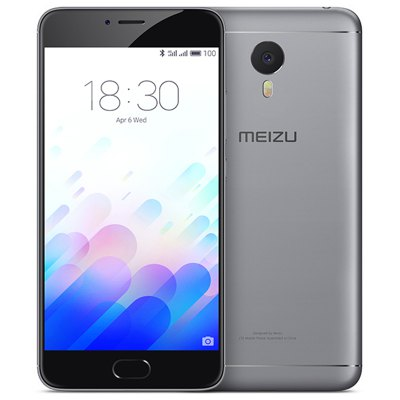 MEIZU M3 note 3GB RAM 32GB ROM Android 5.1 5.5 pollici 4G Phablet