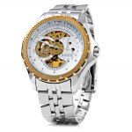 Boxio 9446 Decorative Sub-dial Male Automatic Mechanical Watch