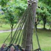 AOTU AT6739 2-Person Parachute Canvas Hammock deal