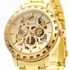 Boxio 9557 Hollow-out Dial Male Automatic Mechanical Watch deal