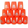 YONGJUN Moyu 12Pcs Speed Stacking Cup Stacker Educational Toy deal