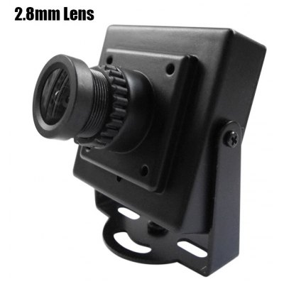 K700 700TVL HD 2.8mm Lens Camera - NTSC Format