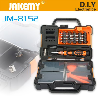 JAKEMY JM-8152 44 in 1 Screwdriver Tools Set