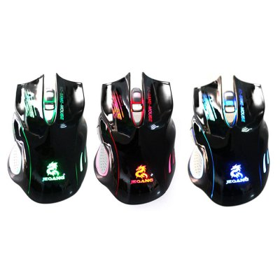 JEQANG JM-1969 Wired USB Gaming Mouse