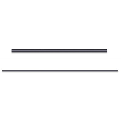 FMS 1100mm MXS Glider Model Original Carbon Tail Pipe RC Fixed-wing Aeroplane Spare Parts - 2Pcs