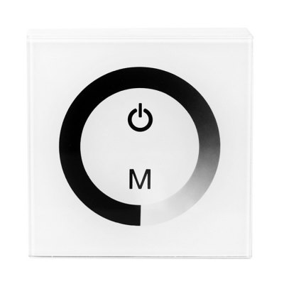 TM06 Glass Touch Dimmer
