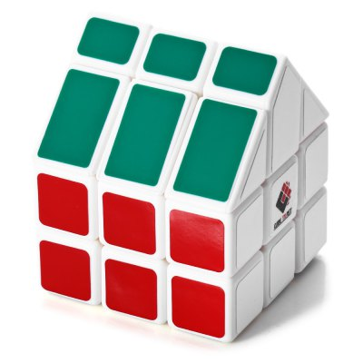 CT0079 Twist Magic Cube House Shape