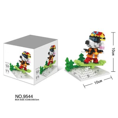LOZ Building Block Assembled Toy