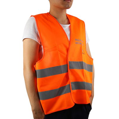Unisex Night Running Reflective Safety Vest
