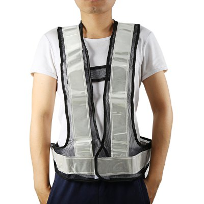 Outdoor Night Cycling Sports Reflective Vest