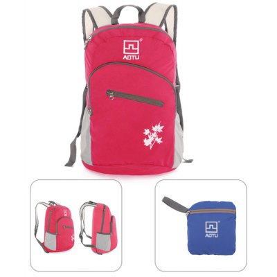 AOTU AT6902 23L Water Resistant Folding Backpack