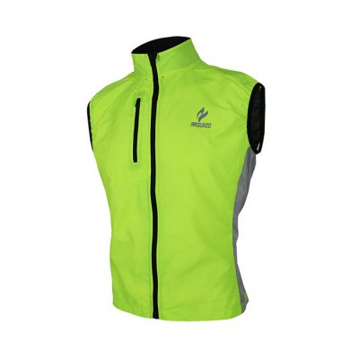 Arsuxeo 12A3 Men Windproof Exercising Cycling Vest
