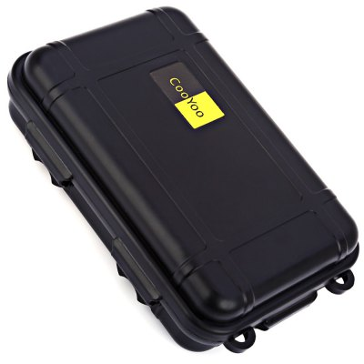 Plastic Waterproof Airtight Survival Case Container Storage Travel Carry Box
