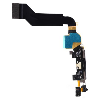 Charging Port Flex Cable Repair Parts for iPhone 4S