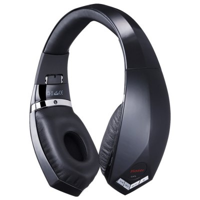 Haoer S600T Wireless HiFi Stereo Headphone Bluetooth with Mic Radio