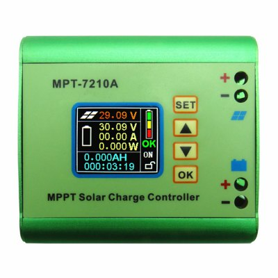MPT-7210A MPPT LCD Solar Charge Controller