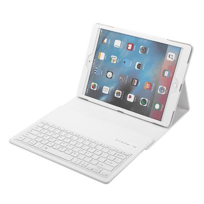 2 in 1 Bluetooth 4.0 Keyboard Full-body Protective Case for iPad Pro