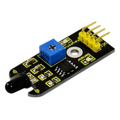 Keyestudio FR-4 Flame Sensor Board Compatible with Arduino