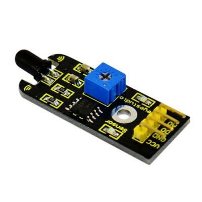 Keyestudio FR-4 Flame Sensor Board Compatible with Arduino от GearBest.com INT