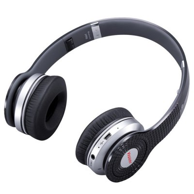 Haoer S490 HiFi Stereo Noise Cancelling Wireless Headphones with Mic RadioBluetooth Headphones<br>Haoer S490 HiFi Stereo Noise Cancelling Wireless Headphones with Mic Radio<br><br>Application: Mobile phone<br>Battery Capacity(mAh): 300mAh<br>Bluetooth: Yes<br>Bluetooth distance: W/O obstacles 10m<br>Bluetooth mode: Hands free<br>Bluetooth protocol: A2DP v1.2,AVRCP v1.4,HFP v1.6,HSP v1.2<br>Bluetooth Version: V4.0<br>Brand: Haoer<br>Color: Black,Red,White<br>Compatible with: Mobile phone<br>Connecting interface: TF card, Micro USB, 3.5mm<br>Connectivity: Wired and Wireless<br>External Memory: TF card<br>FM frequency range: 87~108MHz<br>FM radio: Yes<br>Frequency response: 20-20000Hz<br>Function: FM function, Bluetooth, HiFi, Microphone, Noise Cancelling, Answering Phone<br>Impedance: 32ohms<br>Language: No<br>Material: ABS, PC<br>Max. of External memory: 32GB<br>Model: S490<br>Music Time: 6h<br>Package Contents: 1 x Headphones<br>Package size (L x W x H): 20.00 x 8.20 x 22.00 cm / 7.87 x 3.23 x 8.66 inches<br>Package weight: 0.6640 kg<br>Product size (L x W x H): 16.70 x 6.20 x 17.90 cm / 6.57 x 2.44 x 7.05 inches<br>Product weight: 0.1900 kg<br>Sensitivity: 86dB<br>Sound channel: Two-channel (stereo)<br>Wearing type: Headband