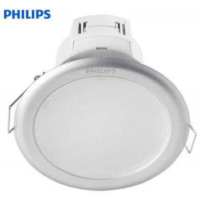 Philips 5.5W 284Lm Recessed LED Ceiling Light 4000K