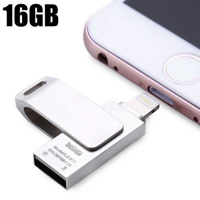 16GB 8Pin iDrive USB 2.0 Flash Memory Drive