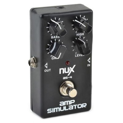 NUX AS - 4 Distortion Effect Pedal