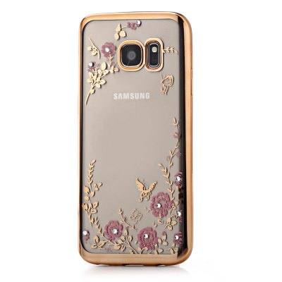 Electroplated TPU Protective Case for Samsung Galaxy S7