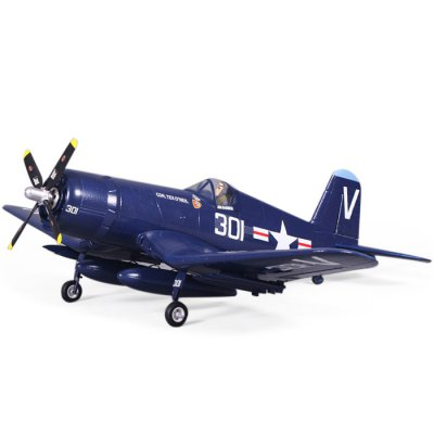 FMS 800MM F4U V2 Glider Model PNP Version RC Aircraft Toy Gift for Flying Lover