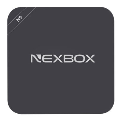 NEXBOX N9 TV Box 64Bit Android 4.4TV Box &amp; Mini PC<br>NEXBOX N9 TV Box 64Bit Android 4.4<br><br>Brand: NEXBOX<br>Model: N9<br>Type: TV Box<br>CPU: RK3229<br>Core: 1.5GHz,Cortex A7,Quad Core<br>RAM: 1G<br>RAM Type: DDR3<br>ROM: 8G<br>Color: Black<br>Decoder Format: HD MPEG1/2/4,H.264,H.265,HD AVC/VC-1,RealVideo8/9/10,RM/RMVB,Xvid/DivX3/4/5/6<br>Video format: ASF,AVI,DAT,FLV,ISO,MKV,MOV,MPEG,MPG,RM,RMVB,TS,VOB,WMV<br>Audio format: AAC,AC3,APE,DDP,DTS,FLAC,HD,MP3,OGG,TrueHD,WAV,WMA<br>Photo Format: BMP,GIF,JPEG,PNG,TIFF<br>Support XBMC: Yes<br>Power Supply: Charge Adapter<br>Interface: AV,DC 5V,Ethernet,HDMI,SD Card Slot,SPDIF,USB2.0<br>Language: English,French,Germany,Italian,Spanish<br>Certificate: CE,FCC,RoHs<br>Other Features: Free Internet Searching; Thousands of Android Applications; Many Kinds of Games.<br>System Bit: 64Bit<br>KODI Pre-installed: Yes<br>KODI Version: 16.0<br>System Activation: Yes<br>Power Type: External Power Adapter Mode<br>Power Adapter Output: 5V 2A<br>Product weight: 0.212 kg<br>Package weight: 0.537 kg<br>Product size (L x W x H): 11.60 x 11.60 x 2.80 cm / 4.57 x 4.57 x 1.1 inches<br>Package size (L x W x H): 24.30 x 15.20 x 6.00 cm / 9.57 x 5.98 x 2.36 inches<br>Package Contents: 1 x NEXBOX N9 TV Box, 1 x Power Adapter (5V 2A), 1 x Remote Control, 1 x HDMI Cable, 1 x English User Manual