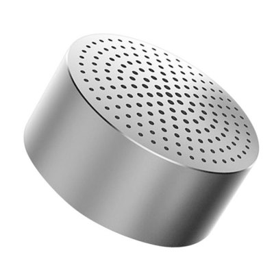 Original Xiaomi Mi Speaker Bluetooth 4.0Speakers<br>Original Xiaomi Mi Speaker Bluetooth 4.0<br><br>Audio Source: Bluetooth Enabled Devices<br>Battery Type: Lithium Battery<br>Bluetooth Version: V4.0<br>Brands: Xiaomi<br>Color: Champagne Gold,Gray,Silver<br>Compatible with: PC, MP5, MP4, MP3, Mobile phone, Laptop, iPod, iPhone<br>Connection: Wireless<br>Design: Stylish, Portable<br>Features: Woofer<br>Interface: Micro USB<br>Lasting Time: 4 Hours<br>Material: Aluminum<br>Package Contents: 1 x Original Xiaomi Mi Bluetooth 4.0 Speaker, 1 x Chinese Manual<br>Package size (L x W x H): 8.00 x 8.00 x 5.00 cm / 3.15 x 3.15 x 1.97 inches<br>Package weight: 0.120 kg<br>Power Source: USB<br>Product size (L x W x H): 5.20 x 5.20 x 2.50 cm / 2.05 x 2.05 x 0.98 inches<br>Product weight: 0.058 kg<br>Supports: Bluetooth, Hands-free Calls, Volume Control