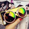 Fashion Protective Back Case for iPhone 6 Plus / 6S Plus 3D Sunglasses Style deal